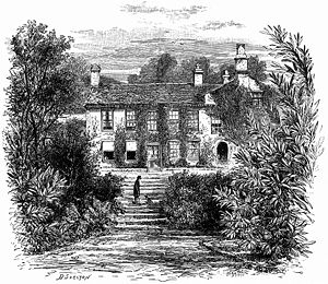 William Wordsworth's House, Rydal Mount
