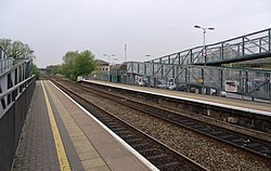 Worle railway station MMB 11.jpg