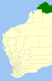 Shire of Wyndham-East Kimberley Local government area in Western Australia