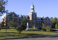 Xavier Hall, Saint Francis Xavier University.png