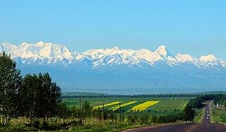 Zhaosu County County in Xinjiang, Peoples Republic of China