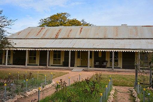 Yanga homestead 2