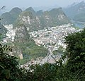 Yangshuo, Abstecher ins Reich der Zauberberge - panoramio.jpg