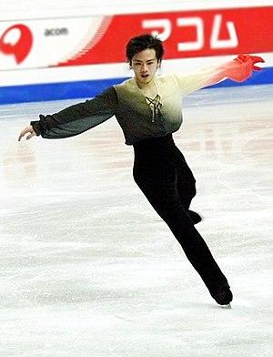 Yasuharu Nanri - Nanri in 2008.