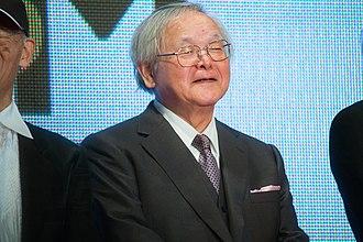 Yoshikazu Yasuhiko - Yasuhiko at the 28th Tokyo International Film Festival
