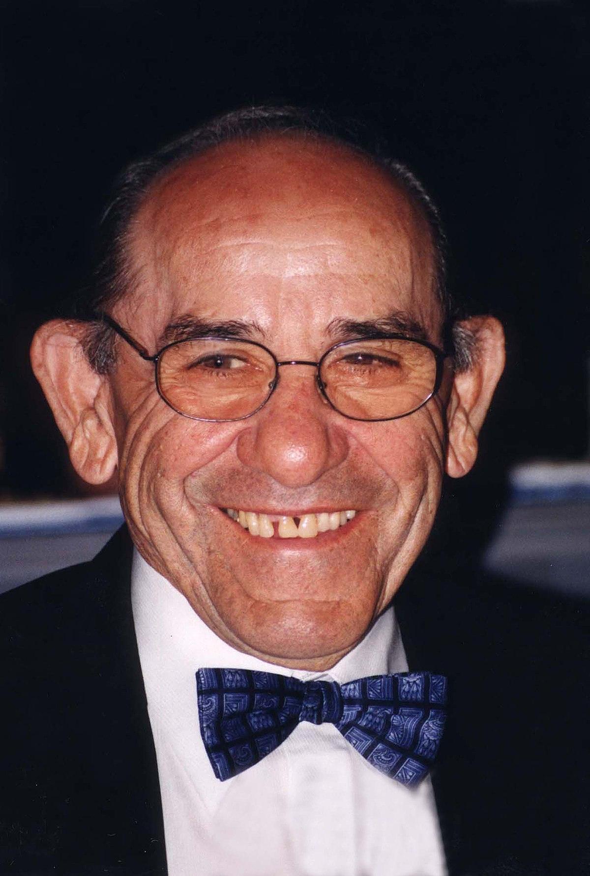 c4920b9ad Yogi Berra - Wikipedia
