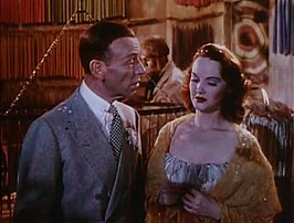 Fred Astaire en Lucille Bremer in Yolanda and the Thief