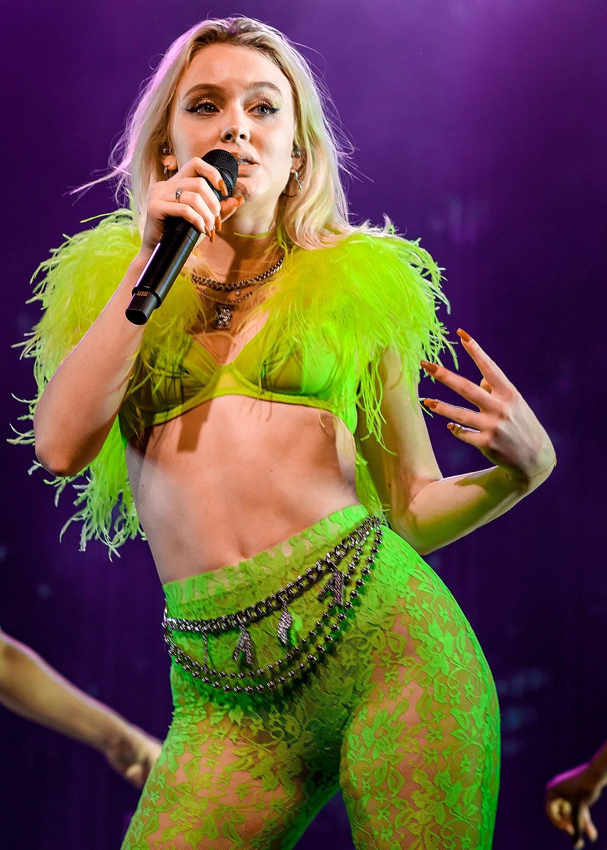 Zara Larsson - Wikipedia