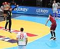Zarko Markovic et Espen Christensen-GoldenLeague-20160110.JPG