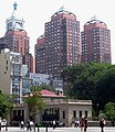 Zeckendorf Towers over Union Square.jpg