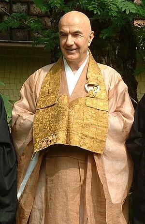 Zentatsu Richard Baker - Image: Zentatsu Richard Baker in 2008
