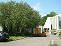 Zoetermeer Seghwaert Ichthuskerk achterzijde (02).JPG