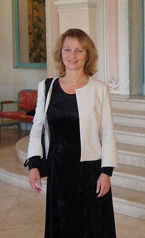 Zuzana Beňušková - Image: Zuzana Benuskova