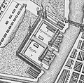 """Particular Shipyard"" at the Truscott Map of St-Petersburg 1753.jpg"