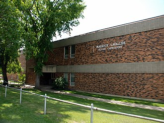 École Maurice-Lavallée - École Maurice-Lavallée
