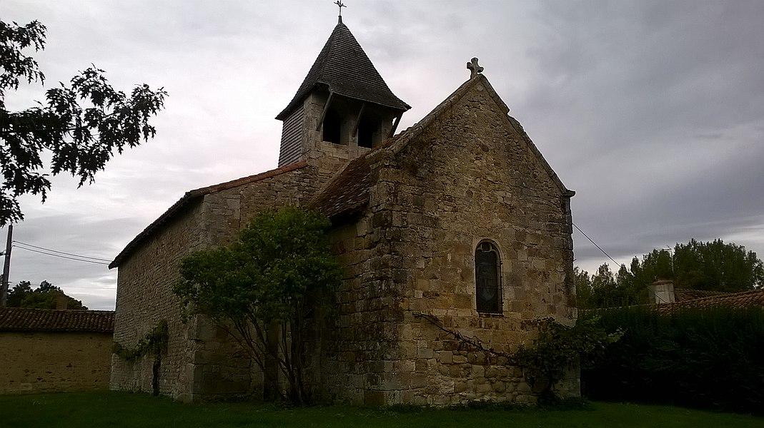 Saint-Martin of Montmorillon Church