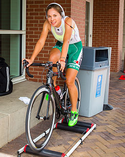 Ingrid Drexel Mexican racing cyclist