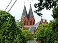 Świecie widok kościoła p.w św Andrzeja Boboli - panoramio.jpg