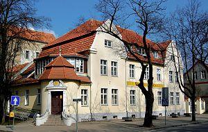 Šilutė - Post office of Šilutė (1905)