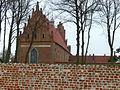Żarnowiec, klasztor, 4 ćw. XIII, 1 poł. XIV, 1897-1907, 1959, 1976 10.JPG