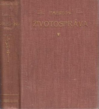 The Conduct of Life - Czech edition of Conduct (1906)