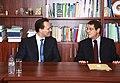 Συνάντηση ΥΠΕΞ κ. Δ. Δρούτσα με Πρόεδρο ΔΗΣΥ κ. Ν. Αναστασιάδη (4973556554).jpg