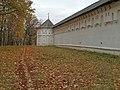 Башта Спасо-Преображенського монастиря у Новгород-Сіверському..JPG