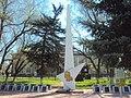 Братская могила воинов, погибших в годы гражданской и Великой Отечественной войн; Подгорная.jpg