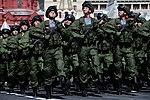 Военный парад на Красной площади 9 мая 2016 г. 067.jpg