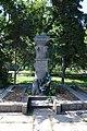 Гнівань, Братська могила 19 танкістів, загиблих при звільненні міста.jpg