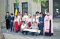 Делегація Адамівської школи козацько-лицарського виховання на районній педраді.jpg