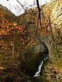 Есен - Екопътека Вазов път , гара Бов.jpg