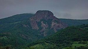 Lepenski Vir - Treskavac cliff