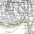 Лоєвці на фрагменті карти Подільської губернії кінця 19 ст.jpg