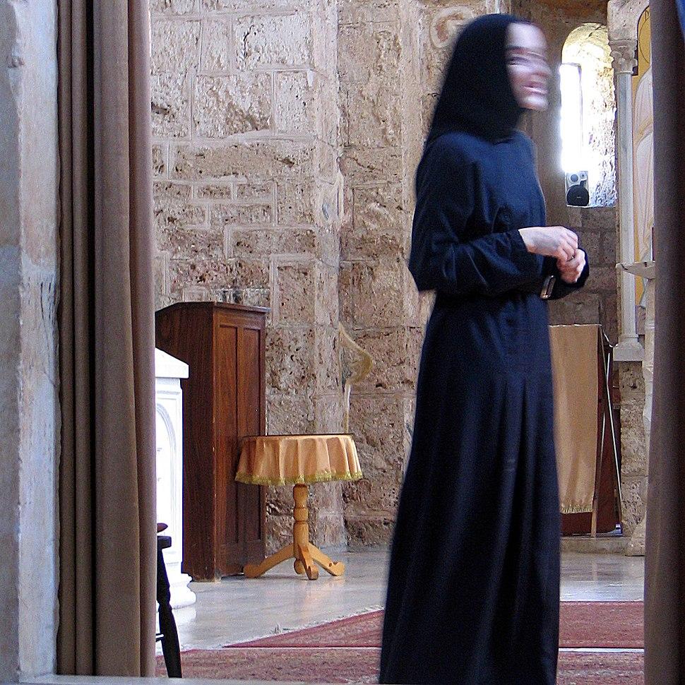 Монахиња у Градцу
