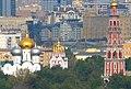 Новодевичий монастырь, Москва, Россия. - panoramio.jpg