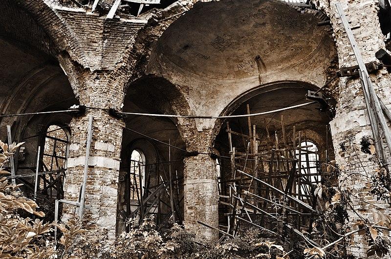 Синагога, Броди. Авторка OlhaSergeevna, вільна ліцензія CC BY-SA 4.0
