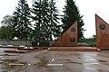 Рівне, вул. Дубенська, Меморіальне кладовище радянських воїнів та партизан.jpg