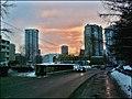 Селигерская улица. Рассвет - panoramio.jpg