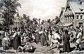 Сельский праздник. 1840-е гг.jpg