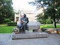 Сестрорецк. Памятник Михаилу Зощенко. - panoramio.jpg