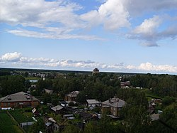Northeastern view of Solvychegodsk