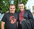 Тарас Синяговський разом з Олегом Тягнибоком.jpg