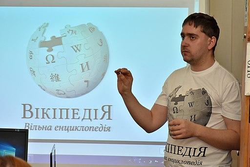 Тернопіль - Вікізустріч із Мар'яном Довгаником у ТОУНБ - 17021952