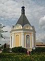 Часовня Св.Александра Невского после реконст рукции.2009г..jpg