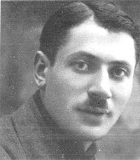 דוד כהן עם בואו לארץ, 1924