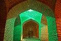 مسجد کاروانسرای دیر گچین که در محل چهارطاقی قدیم دیر ساخته شده - جاذبه های گردشگری استان قم - میراث ملی 10.jpg