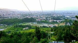 Dorud City in Lorestan, Iran