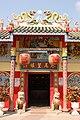 ศาลเจ้าแม่ทับทิม อุทัยธานี 水 尾 聖 娘 - 天 后 聖 母 Hainanese Temple 天后宮 - panoramio (8).jpg