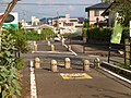 りんりんロード 東の起点 East End Point of RINRIN Cycling Road - panoramio.jpg